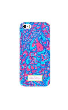 Printed iPhone 5 cases are our new obsession! We believe that every new phone deserves its own phone case, so Lilly's iPhone 5 cases will fit your new phone perfectly. Every accessory should be Lilly-fied, don't you agree?