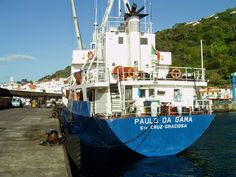 PORTO DA CALHETA: Escala TMG's 30OUT2014