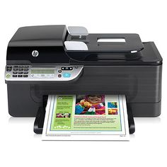 An all in one device is a single device that looks like a printer or copy machine but provides the functionality of a printer, scanner, copy machine, and perhaps even a fax machine. some use color ink technology, while others include a black-and-white or color laser printer.