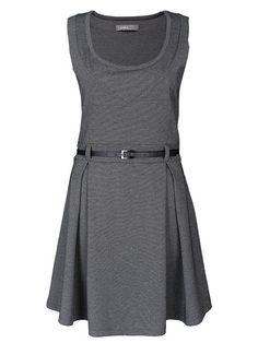 Sukienka damska kolor czarny TSU0265 - Odzież TOP SECRET -