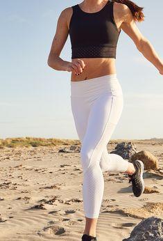 Run into spring in lightweight, sweat-wicking gear.