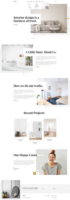 Bedroom Furniture Makeover, Living Room Furniture Layout, Office Furniture Design, Layout Design, Ux Design, Webdesign Layouts, Minimal Web Design, Homepage Design, Branding