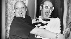 Divine and Elton John
