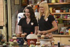 "Ricette e Segreti in Cucina : Cupcake e ""2 Broke Girls"""