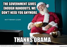 Thanks Obama jokes | thanks obama the government gives enough handouts we don - Firing ...