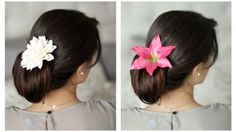 Elegant Up-Do Hair DIY Fashion Tips- lots of tutorials for hair-styles here