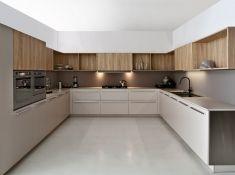 Playground: semplicità e design su una cucina a doppio angolo