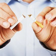 Some people may think quitting smoking isn't worth it once they have COPD. However, kicking the habit improves COPD symptoms. Learn about smoking and COPD. Ways To Stop Smoking, Help Quit Smoking, Giving Up Smoking, Anti Smoking, After Quitting Smoking, Health And Wellness, Health Tips, Wellness App, Smoking Addiction