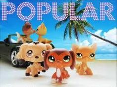 Did you know LPS Popular's characters aren't rare? Just because of SOPHIEGTV's series, the LPS became rare because people wanted to copy her series :O Little Pet Shop, Little Pets, Lps Popular, High School Drama, Comedy Song, Lps Toys, Lps Littlest Pet Shop, Ikea Malm, Popular Artists