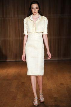 Sfilate Douglas Hannant Collezioni Primavera Estate 2014 - Sfilate New York - Moda Donna - Style.it