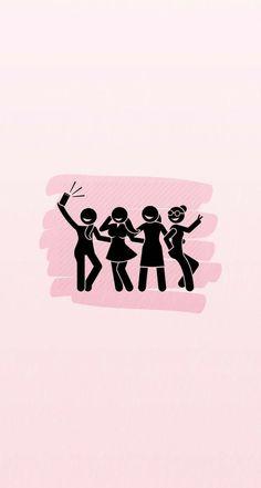 Instagram Logo, Friends Instagram, Story Instagram, Instagram Story Template, Instagram Feed, Teen Wallpaper, Tumblr Wallpaper, Wallpaper Backgrounds, Pink Highlights