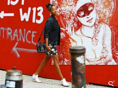 Kilo Kish-Most Stylish New Yorkers 2013: The Best New York Style | StyleCaster