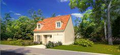 - Modèle : Noir Jaspée / 4 chambres / 095m² -  Cette maison agréable à vivre est idéale pour un premier achat, grâce à son aménagement fonctionnel et son excellent rapport qualité-prix. #maison #maisons #home #frenchhouse #construction #maisonspierre