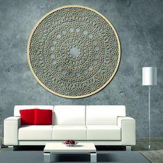 Mandala, Rugs, Home Decor, Farmhouse Rugs, Decoration Home, Room Decor, Home Interior Design, Rug, Mandalas