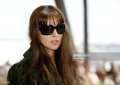 Monica Bellucci during 2006 Cannes Film Festival - 'Le Deuxieme Souffle' Photo Call at Carlton Hotel in Cannes, France.
