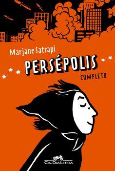 Persépolis – Marjane Satrapi (Livro em PDF) | Tinta Digitalizada