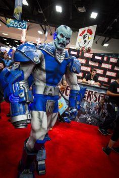 Apocalypse, En Sabah Nur, from San Diego Comic Con 2014.
