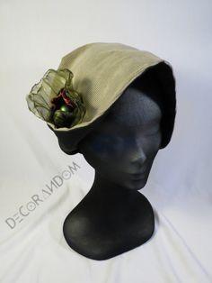 cappello c13 hat always right di decorandom su Etsy