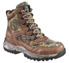 RedHead BONE-DRY Trailblazer Non-Insulated Waterproof Hunting Boots for Ladies - I'm going to give these a try this year.  I think they would be great for spring and early fall.
