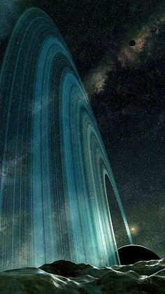 rings of Saturn. The wonders of the universe, space oddities, stars, planets… Cosmos, Rings Of Saturn, Space And Astronomy, Space Planets, Hubble Space Telescope, Sistema Solar, To Infinity And Beyond, Deep Space, Milky Way