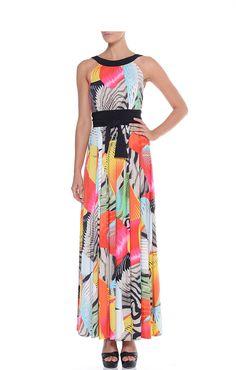 LONG DRESSES - PERU MAXI DRESS