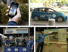 Ford will be turning its ignition on at the San Francisco and Los Angeles Green Festival next month, bringing their green line of vehicles straight to you. Don't miss your chance to take one of Ford's electric or hybrid vehicles for a spin.