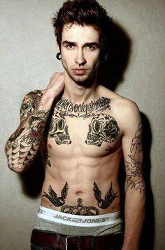 Mod Boys – 22 Homens tatuados que vão te conquistar | Tinta na Pele