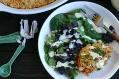 These Garlic Rubbed Roasted Cabbage Steaks are super popular for a reason. So easy to make and compatible with just about every way of eating out there! Smoked Chicken Recipes, Cube Steak Recipes, 30 Minute Meals, Quick Meals, Whole Food Recipes, Cooking Recipes, Healthy Recipes, Slow Cooker Lentil Soup, Cabbage Steaks