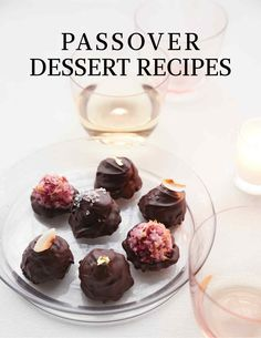 Passover Dessert Recipes | Martha Stewart Living - Have your cake and eat it too with our collection of tempting cakes, tortes, macaroons, and matzo desserts.