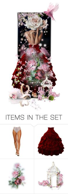 """""""Mysterious Lady Doll Contest"""" by theonly-queenregina ❤ liked on Polyvore featuring art"""