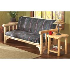 Futon Cover, Aztec Print   Furniture Covers At Sportsmanu0027s Guide