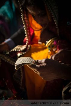 Indian Traditional Wedding in a style of candid wedding photography.