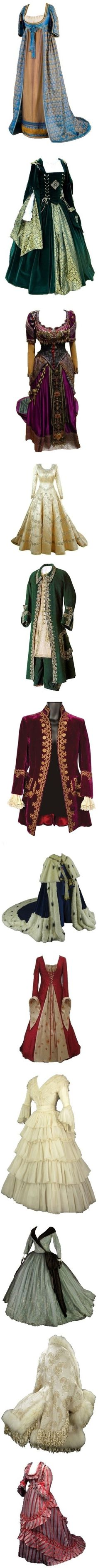 """Historical clothes"" by caddow ❤ liked on Polyvore"