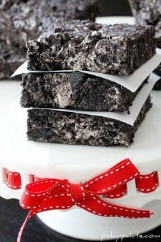 No Bake Oreo Cookie Bars Recipe