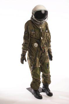 U-2 PPA Suit