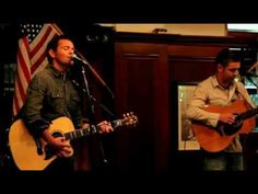 """Acoustic by Candlelight: Neil Byrne and Ryan Kelly  3-18-2012  """"Broken Things"""".MOV"""