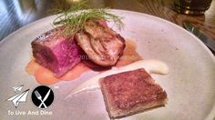 Cutler & Co's Lamb. Review link in profile! http://ift.tt/1UANncf #ToLiveAndDine #Foodie #Travel #Wanderlust #Comedy #Blog