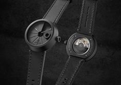 4D Concrete Watch Automatic _ Energy, meet time & space by 22 Studio — Kickstarter