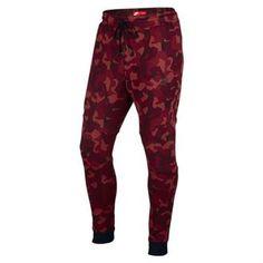 Nike Tech Fleece Joggingbroek Camo