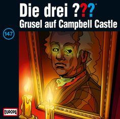 Die drei Fragezeichen Grusel auf Campbell Castle