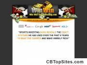 Sports Betting Systems | Unbeatable Sports Betting System | Win Win Sports Betting System