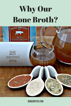 Find out why our bone broths are truly the best!