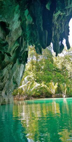 St. Paul's Mediterranian National Park, Philippines