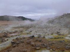 Auch wenn man's kaum glabt, am Námafjall (Mývatn) befindet man sich immer noch auf unserem Planeten.