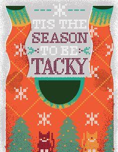 i REALLY need a good Christmas sweater. Hope I win it. http://joyomatic.com/