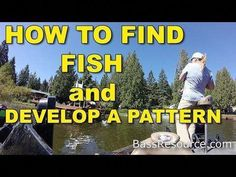 Bass fishing can sometimes be tough if you can't find fish or develop a pattern. We help you find fish and develop a pattern in this information-packed video. Related Videos: 3 Pro Tips For F… Bass Fishing Tips, Fishing Knots, Ice Fishing, Best Fishing, Trout Fishing, Saltwater Fishing, Kayak Fishing, Fishing Tricks, Fishing Hole