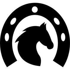 Horse head in a horseshoe free vector icons designed by Freepik Machine Silhouette Portrait, Horse Silhouette, Horse Drawings, Art Drawings, Horse Template, Jesus Wallpaper, Horse Logo, Image Clipart, Stencil Patterns