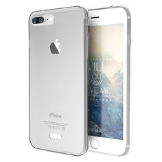 FLOVEME Fashion 360 Degree Full Body Protection Cover Cases For iPhone 7 7s Soft TPU Gel For iPhone 7S Case Silicon Rubber