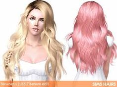 Image result for Sims 3 hair cc