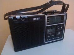 VINTAGE RADIO NATIONAL PANASONIC GX1802 From 1973 #NATIONALPANASONIC